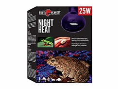 Žárovka REPTI PLANET Night Heat (25W)