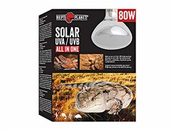 Žárovka REPTI PLANET Solar UVA/UVB All In One (80W)