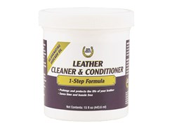 FARNAM Leather 1-Step Cleaner & Conditioner Cream 444ml